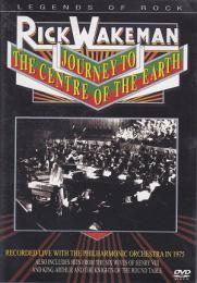 Rick Wakeman - Journey to the Centre of the Eart DVD