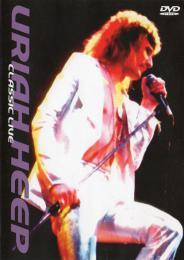 Uriah Heep - Classic Heep Live Collection DVD - zvìtšit obrázek