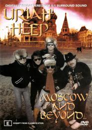 Uriah Heep - Moscow And Beyond... DVD - zvìtšit obrázek