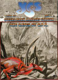Yes ‎- The Gates Of Q.P.R. Live At Queens Park Rangers Stadium 2xDVD