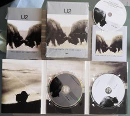U2 ‎- The Best Of 1990-2000  2xDVD