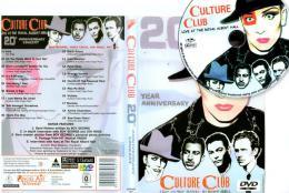 Culture Club 20 Year Anniversary DVD - zvìtšit obrázek